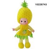 18 '' Honny Peach Doll Fruit Style Sound Control Doll Wih IC (10228739)