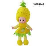 poupée de commande de bruit de modèle de fruit de poupée de pêche de 18 '' Honny avec IC (10228739)