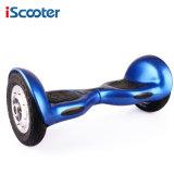 LED 가벼운 Bluetooth 2 바퀴 지능적인 균형 전기 스쿠터 각자 균형을 잡는 스쿠터