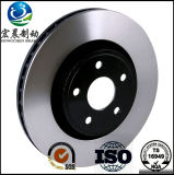 Disc exhalé Brake Rotor Fit pour Mercedes ISO9001