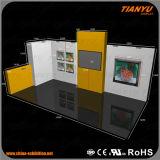 Tela de alumínio de Frameless da venda quente que anuncia a cabine da exposição