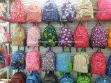 Im Freien kletternder faltbarer Rucksack 100% des Großverkauf-Polyester