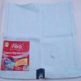 80% Algodão + 20% Poliéster Super Water and Oil Absorbent White Floor Cleaning Cloth
