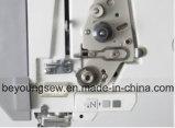 La máquina automática más nueva del rodillo, máquina de coser del punto de cadeneta de la base del poste del mecanismo impulsor directo, máquina de coser del zapato, máquina de coser del bolso