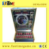 Chinesische Oberseite, die spielende Münzenmaschine verkauft