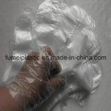 Wegwerf-PET Plastikhandschuh-biodegradierbare Handschuhe