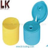 円形の帽子のためのプラスチック注入型