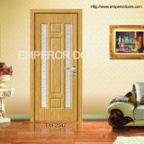 Modern de luxe Wood Door Made en Chine Jiangshan