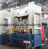 Imprensa de perfurador mecânico do frame de 315 toneladas H (JW36-315)