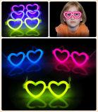 Partei muss! Glühen-Inner-Brillen