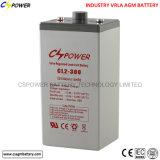 Батарея 2V1500ah цикла высокого качества глубокая для солнечного хранения