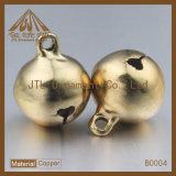 方法大きさのニースの品質の金カラー16mmジングルのリング鐘