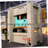 Presse de perforateur mécanique de bâti de 315 tonnes H (JW36-315)
