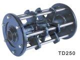 Máquina escarificadora con motor eléctrico Kl-250e