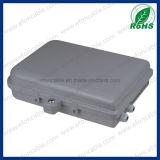 Rectángulo de ensambladura terminal al aire libre del metal del ABS de la PC de Fdb 36core del divisor plástico FTTH del PLC