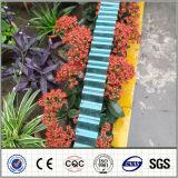 El policarbonato del fabricante de China acanaló la hoja de la PC de 0.7mm-2.5m m