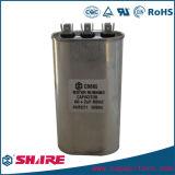 Kann einphasiges Cbb65 Wechselstrom-Klimaanlagen-Metall Kondensator