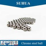 bille d'acier au chrome de 2mm, bille de roulement fabriquée en Chine