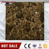 Плитка каменной плитки фарфора цвета Brown взгляда крытая