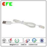 Kundenspezifischer magnetischer Kabel-Adapter USB-4pin für Smartwatch