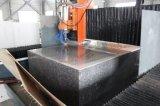 Máquina de grabado de piedra del CNC del mármol del granito