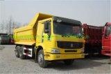 판매를 위한 Sinotruk 371HP 6X4 팁 주는 사람 덤프 트럭