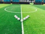 Erba artificiale per la terra di addestramento, campo atletico, erba artificiale per la terra di addestramento di tennis, addestramento artificiale di volano dell'erba