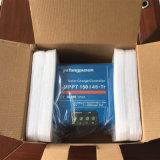 Регулятор MPPT 45A Fangpusun 150VDC голубой солнечный с отдельно индикацией LCD