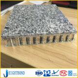 Панель сота гранита Китая алюминиевая для конструкции мебели
