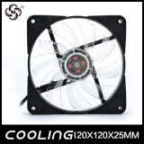 12025 ventilador do PC 12V 120mm de 25mm