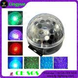 Kristallkugel-Stadiums-Licht der Disco-6X3w DMX DJ LED