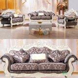 Hölzernes Sofa mit Kaffeetische für Wohnzimmer-Möbel (D929E)
