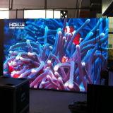 Écran polychrome d'Afficheur LED de la publicité extérieure de HD P6