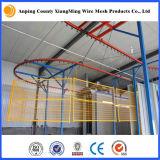 一時金網の塀を塗る溶接された網の炭素鋼および粉