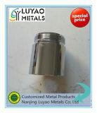 Stahl, der durch die CNC maschinelle Bearbeitung/Chrom überzogen maschinell bearbeitet