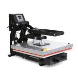 """15 máquina magnética de la sublimación del automóvil de """" X 15 """" de la camiseta de la prensa abierta semiautomática del traspaso térmico"""