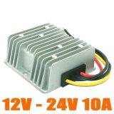 DC Boost Módulo Conversor 12V a 24V DC-DC Conversor 10A 240W Ampliar os conversores de energia Reguladores