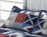 De afgedrukte 100% Katoenen of van de Polyester JeugdReeks van het Dekbed (geplaatst beddegoed)