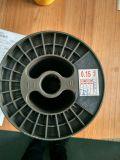 Uew/155에 의하여 에나멜을 입히는 구리 입히는 알루미늄 철사 (0.15mm)