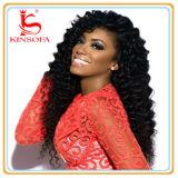 бразильский парик Weave человеческих волос волос девственницы 7A
