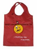 Bolso plegable del comprador, estilo de los deslizadores de la playa, promoción, regalos, bolso de totalizador, bolsos de tienda de comestibles y práctico, reutilizable, ligero, decoración y accesorios