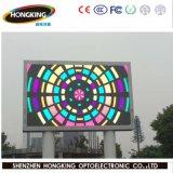 Im Freien bekanntmachender Innengebrauch P10 imprägniert Bildschirm-Bildschirmanzeige des Schrank-LED