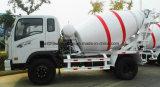 Kleiner Kleber-LKW 5 Kubikmeter-Betonmischer-LKW-Preis