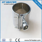 Calentador de venda del aislante de la mica del acero inoxidable