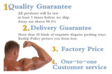 Testosterona esteróide Enanthate do pó para o Bodybuilding Injectable