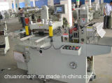 Corte de papel automático, material eléctrico Escudo, troqueladora