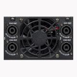 Amplificador de potencia audio profesional de aluminio del modo del interruptor del panel (SMPS) (DTA)