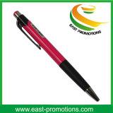 Farben-Tinten-Kugelschreiber des Plastikzwei