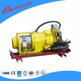 Torno de potencia neumático minero del alzamiento con buen precio