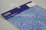 Ткань печатание краски сатинировки хлопка земная для Chino-Lz7856